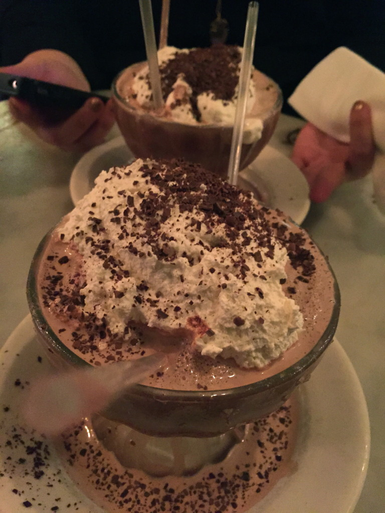Serendipity 3 Frrrozen Hot Chocolate