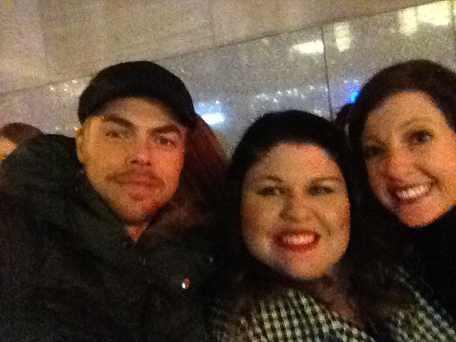 Derek Hough, Liz and I