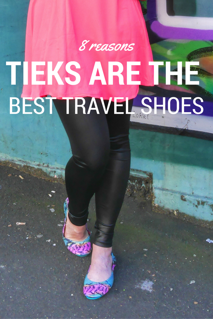 travel shoes Tieks by Gavrieli