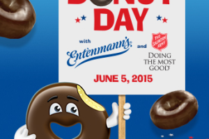National Donut Day (and how you can get free donuts!)