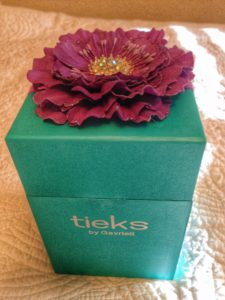 Tieks by Gavrieli packaging on point thesweetwanderlust.com