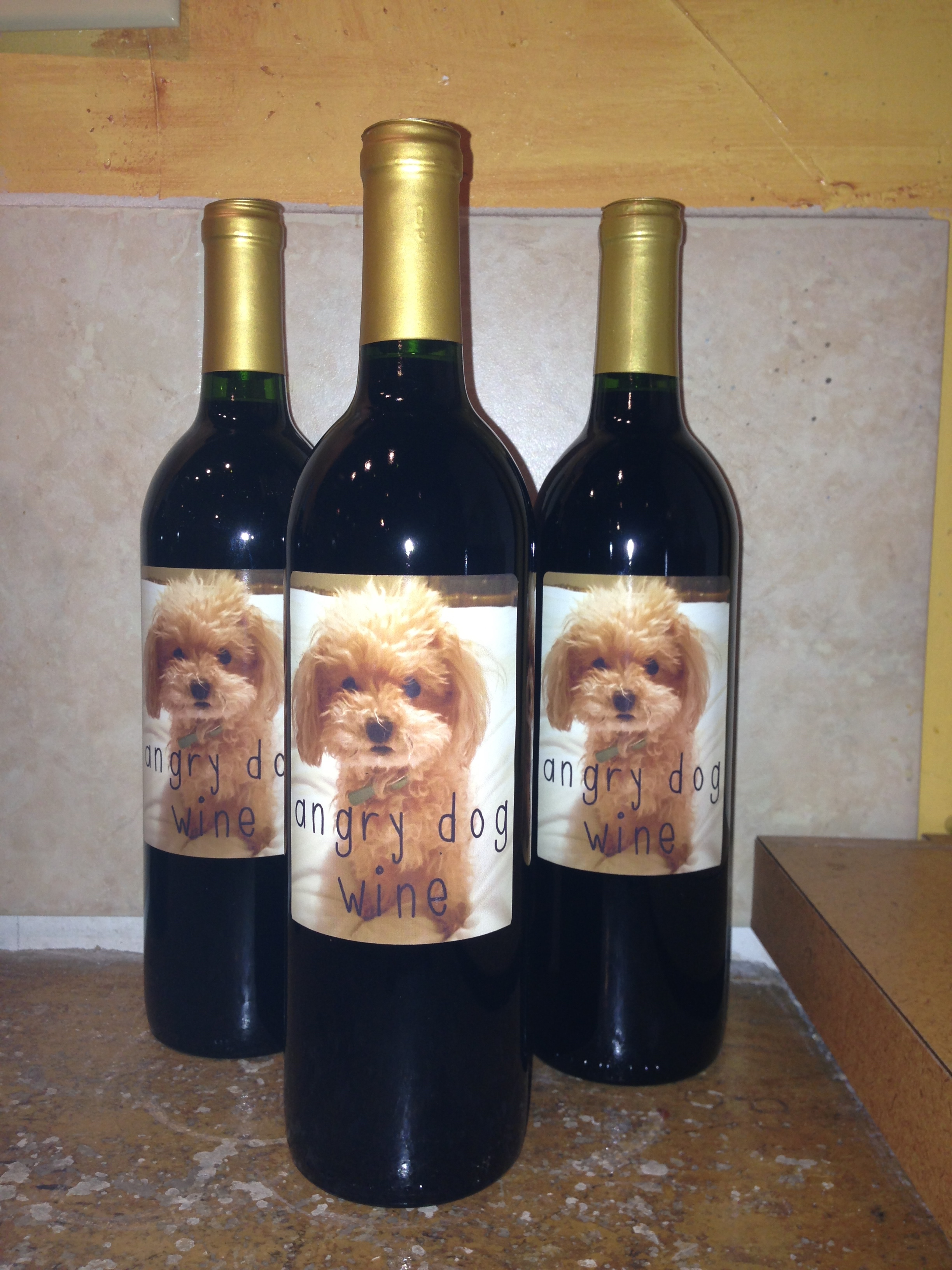 Angry Dog Wine- D'Vine Wine thesweetwanderlust.com