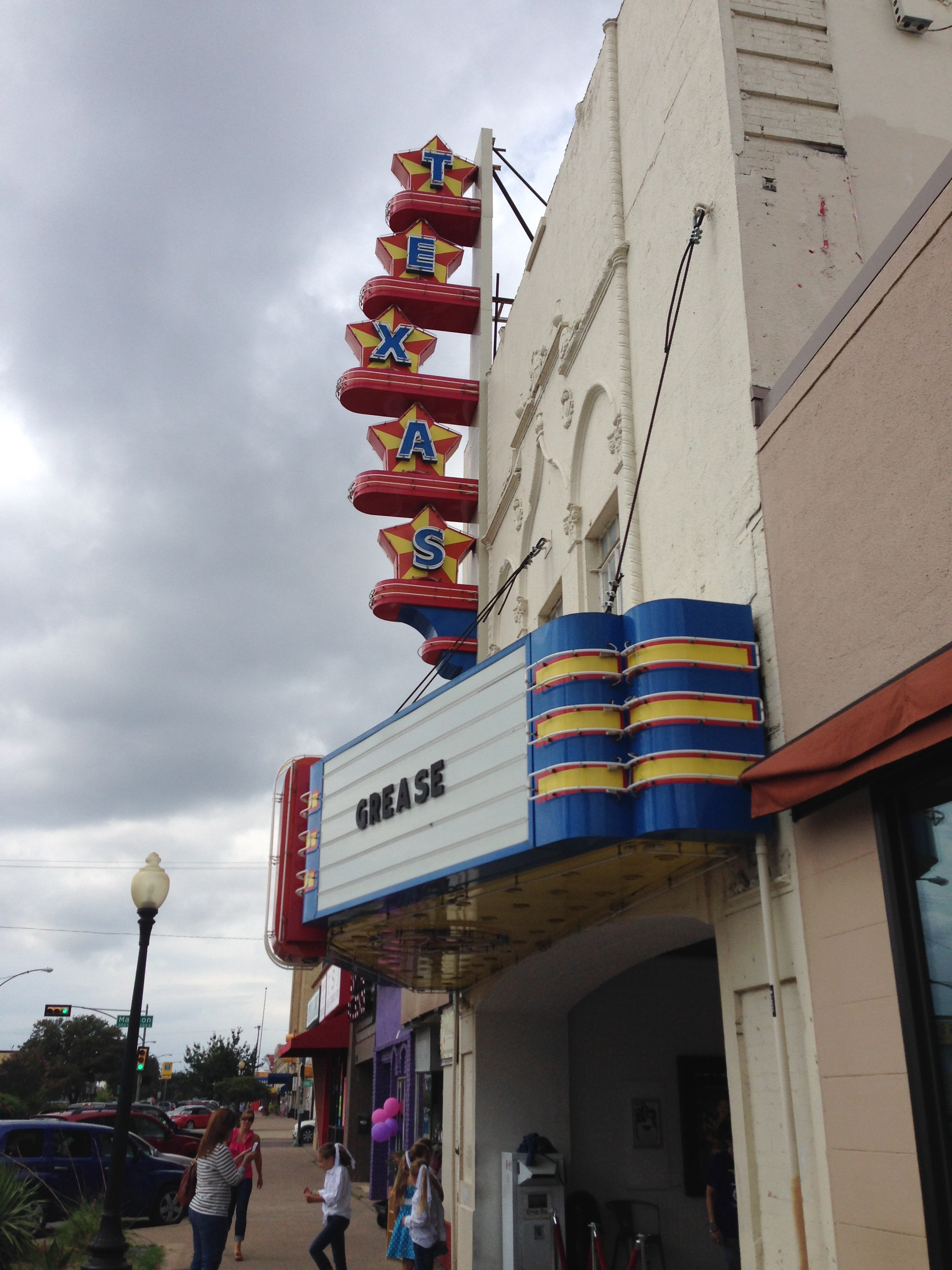 The Texas Theater thesweetwanderlust.com