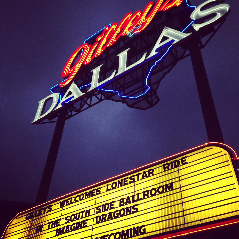 Gilley's Dallas thesweetwanderlust.com