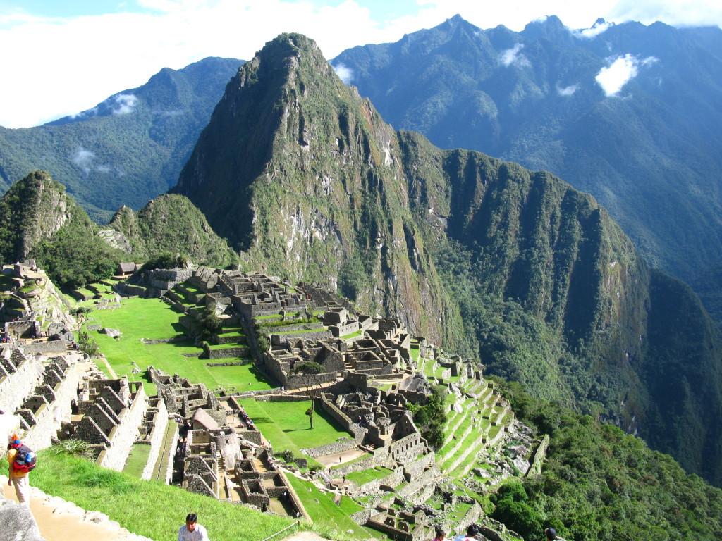 Inca Trail Day 4: Machu Picchu - www.thesweetwanderlust.com