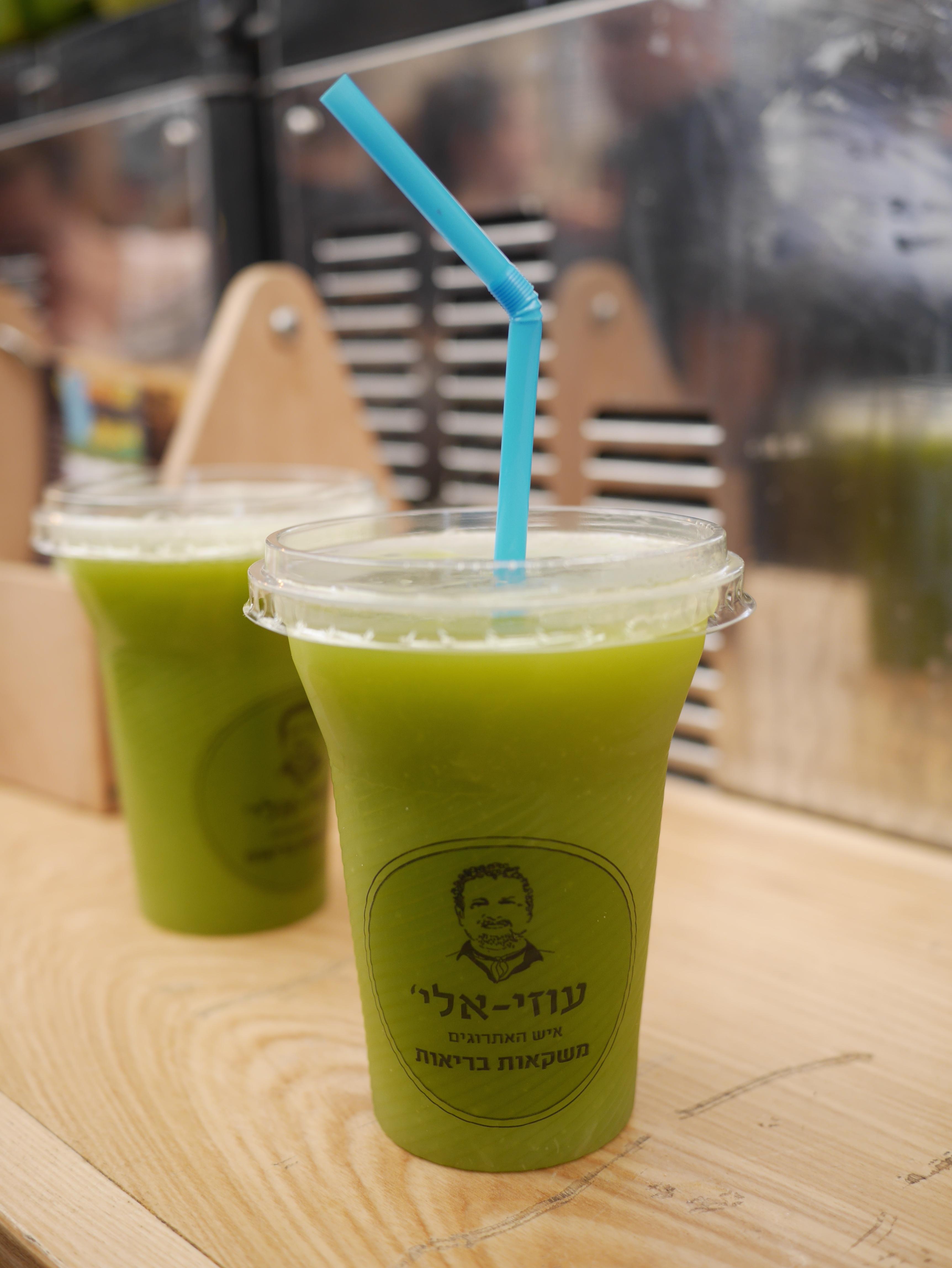 Uzi Eli EtroGat drink at Machne Yehuda Market www.thesweetwanderlust.com