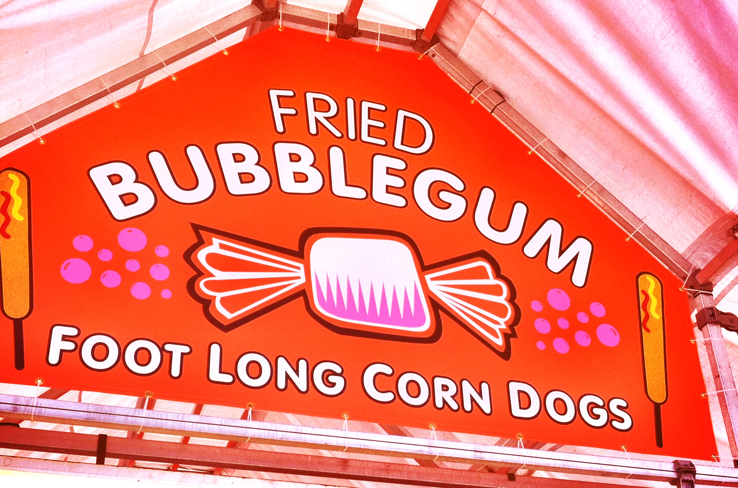 Deep Fried Bubblegum thesweetwanderlust.com