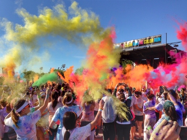 Dallas Color Run