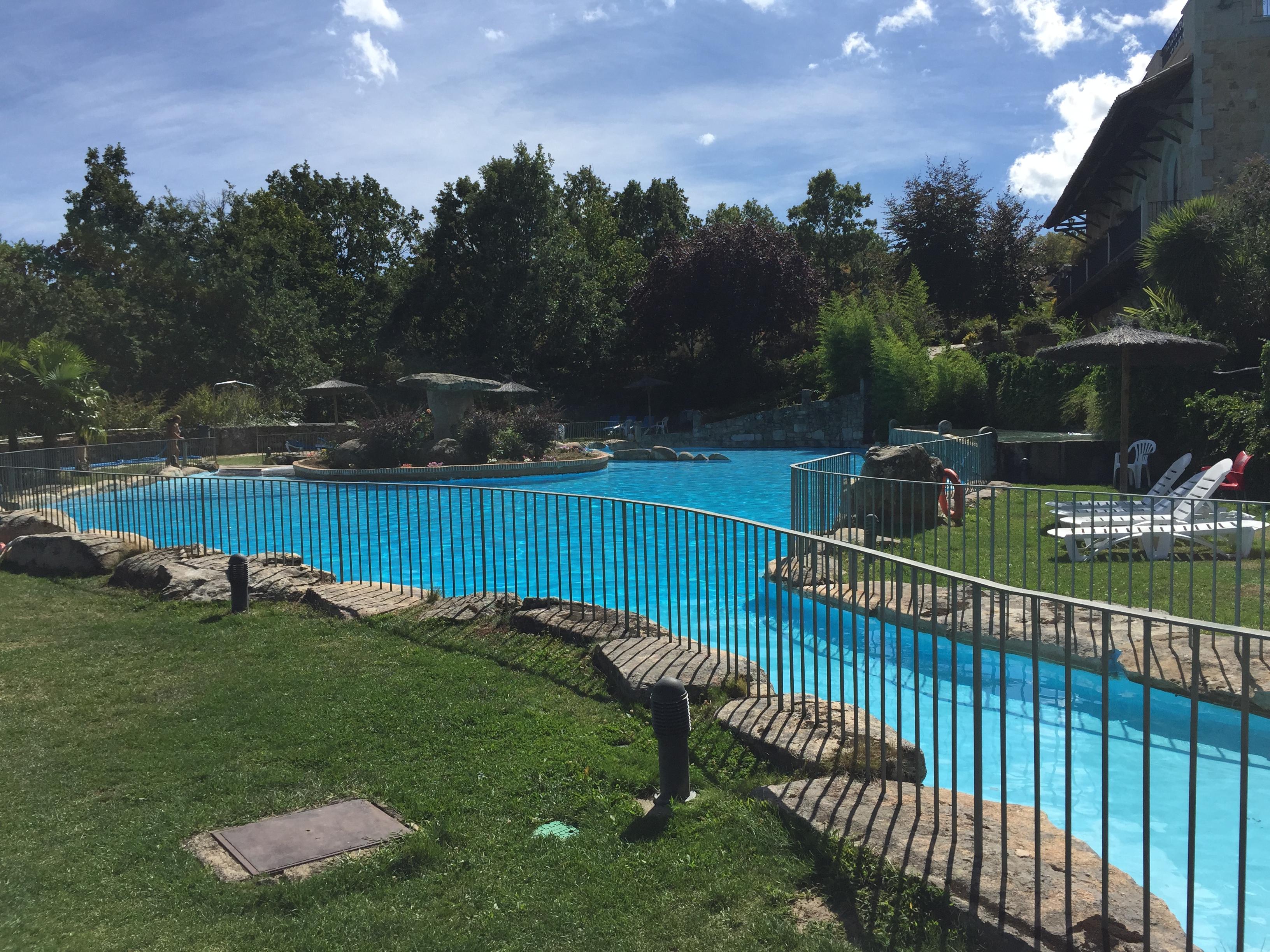 La Alberca pool thesweetwanderlust.com
