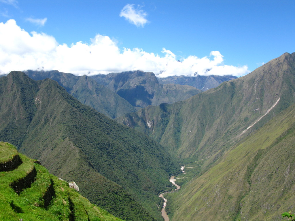 Inca Trail Day 3 www.thesweetwanderlust.com