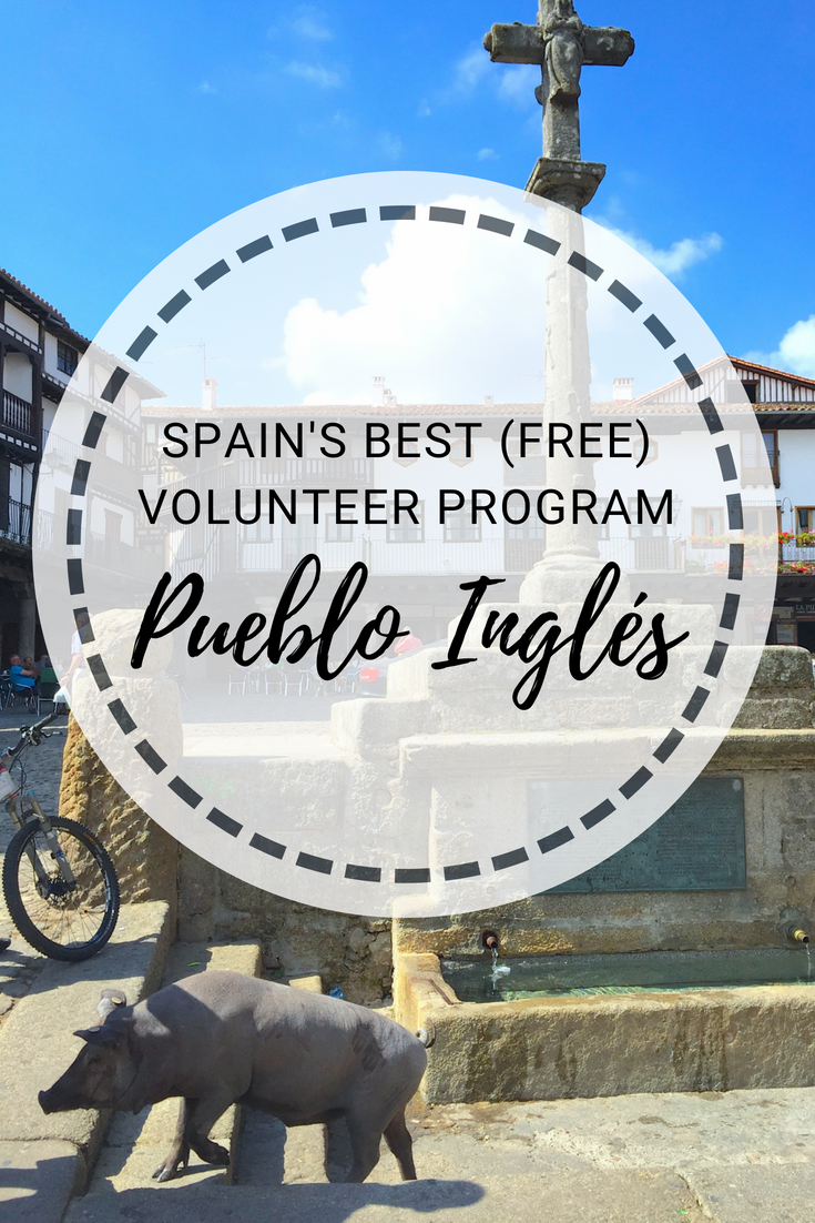 Pueblo Ingles - the best free volunteer experience in Spain