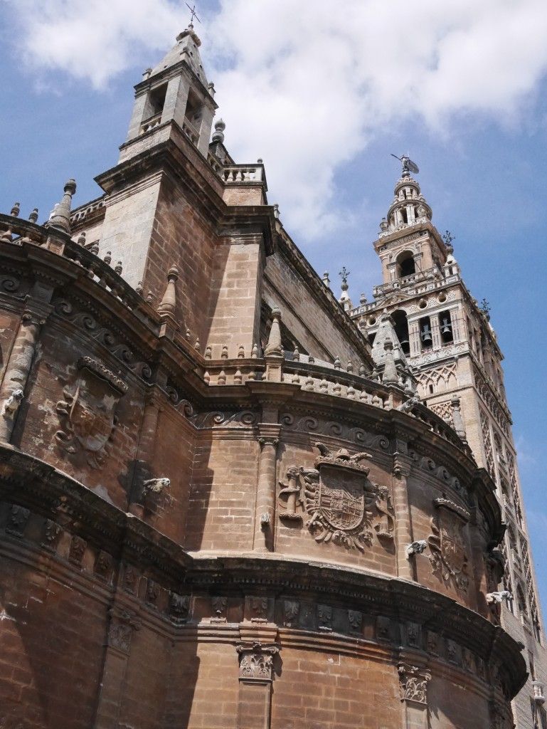 Less than 48 hours in Seville, Spain