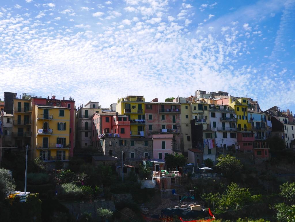 Corniglia Cinque Terre www.thesweetwanderlust.com
