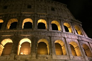 Rome if you want to…