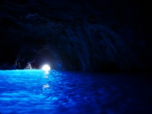 Blue Grotto thesweetwanderlust.com