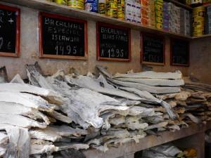 salted cod Lisbon thesweetwanderlust.com