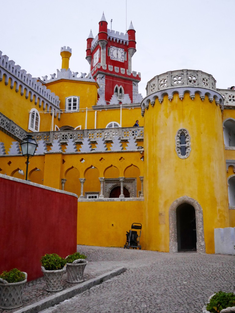 Pena Palace Sintra thesweetwanderlust.com