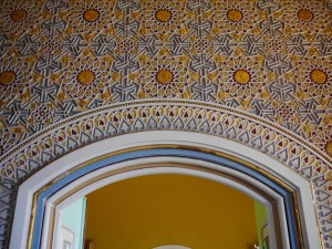 Pena Palace Sintra thesweetwanderlust.com