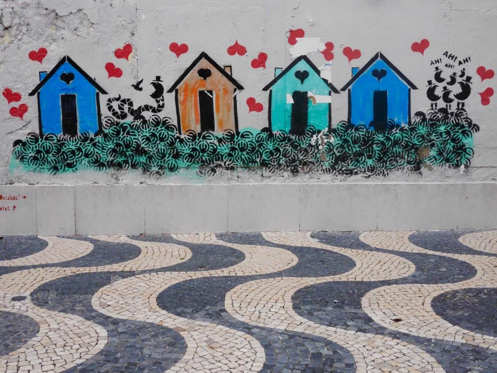 street art houses thesweetwanderlust.com