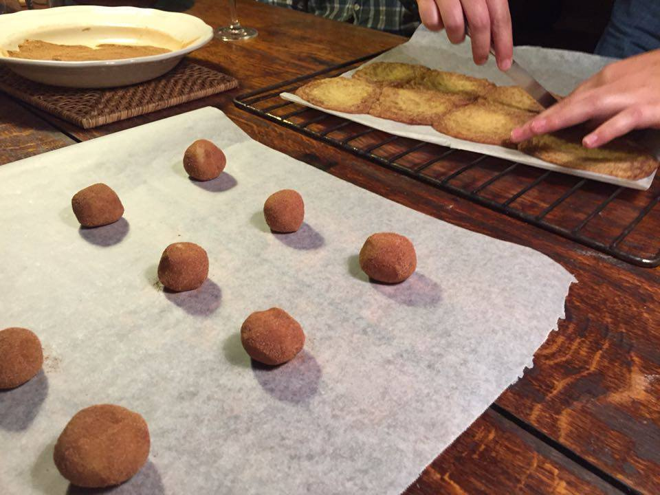 Sarah's secret family snickerdoodle recipe