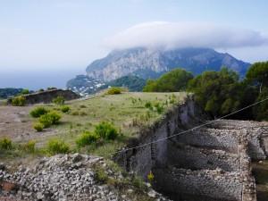 View from Villa Jovis thesweetwanderlust.com
