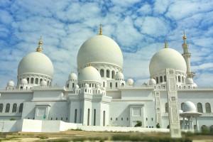 Abu Dhabi, UAE– the biggest surprise