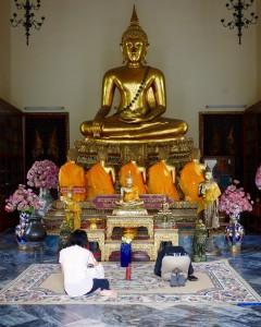 Buddhist temple thesweetwanderlust.com