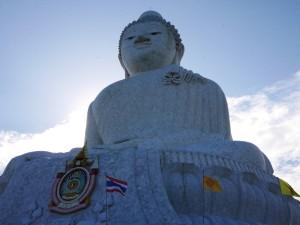 Buddha Phuket Thailand thesweetwanderlust.com