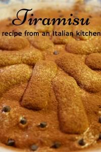 Tiramisu: straight from an Italian kitchen thesweetwanderlust.com