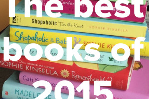 The best 15 books of 2015