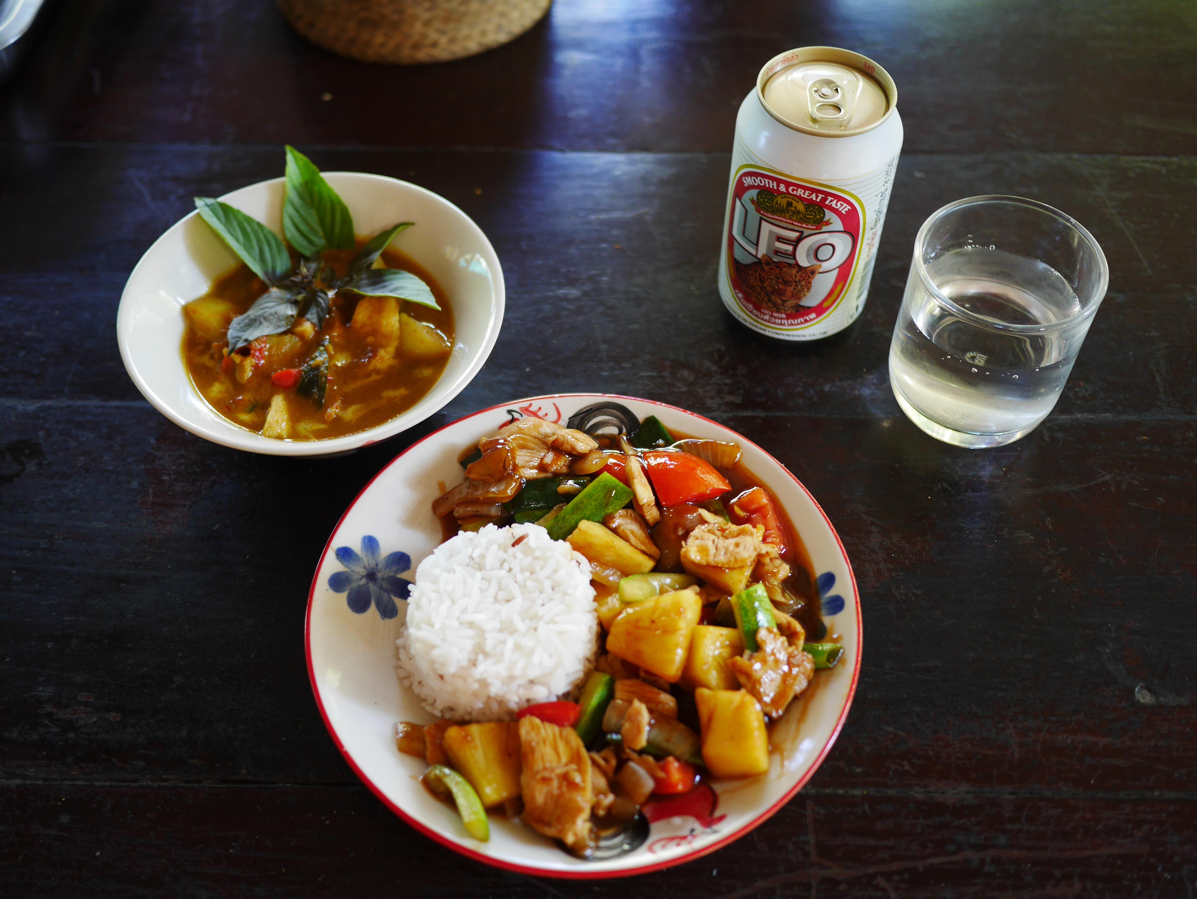 Thai Farm cooking school Chiang Mai Thailand thesweetwanderlust.com