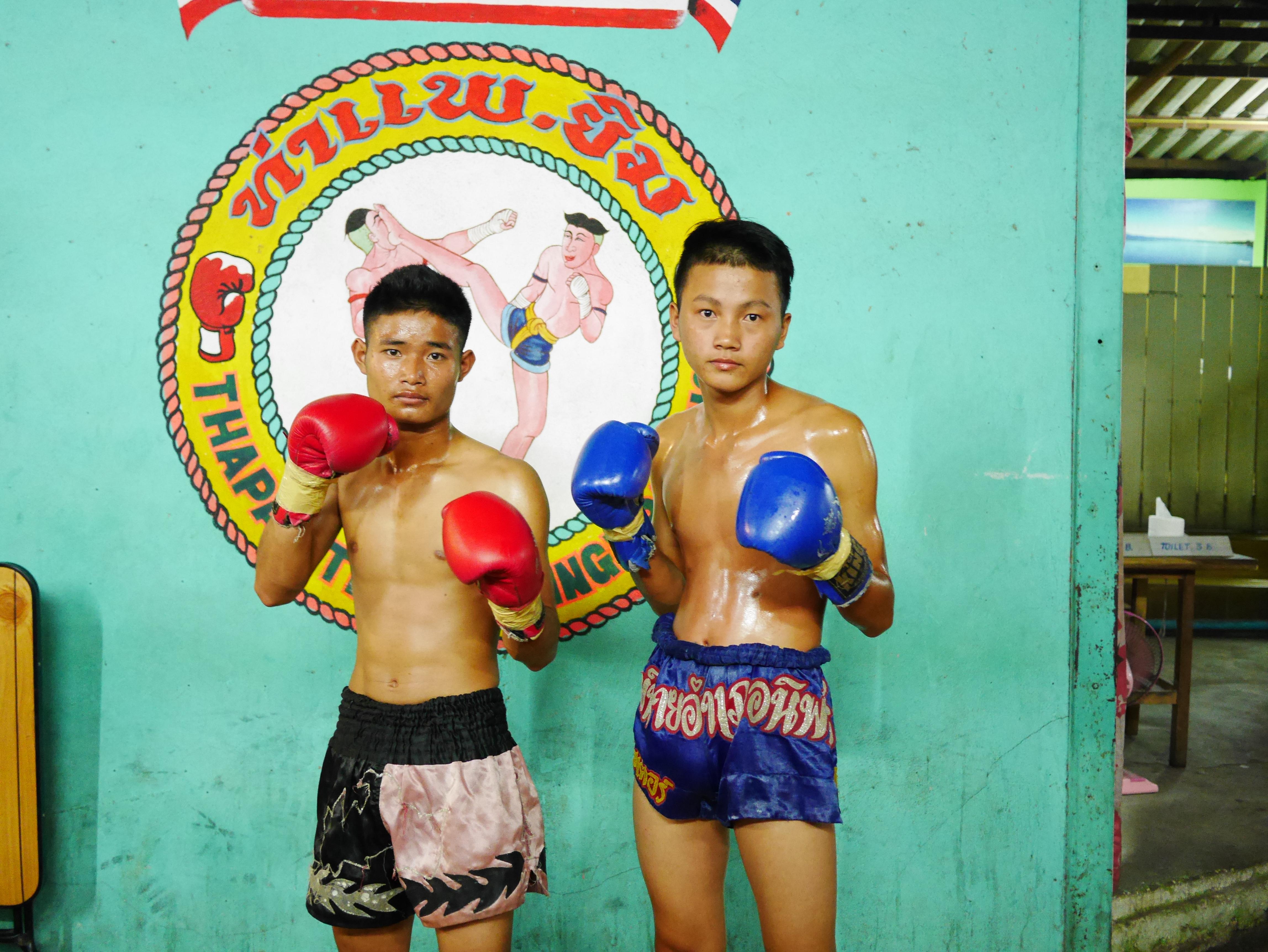 muay thai boxing ThaPae Stadium thesweetwanderlust.com