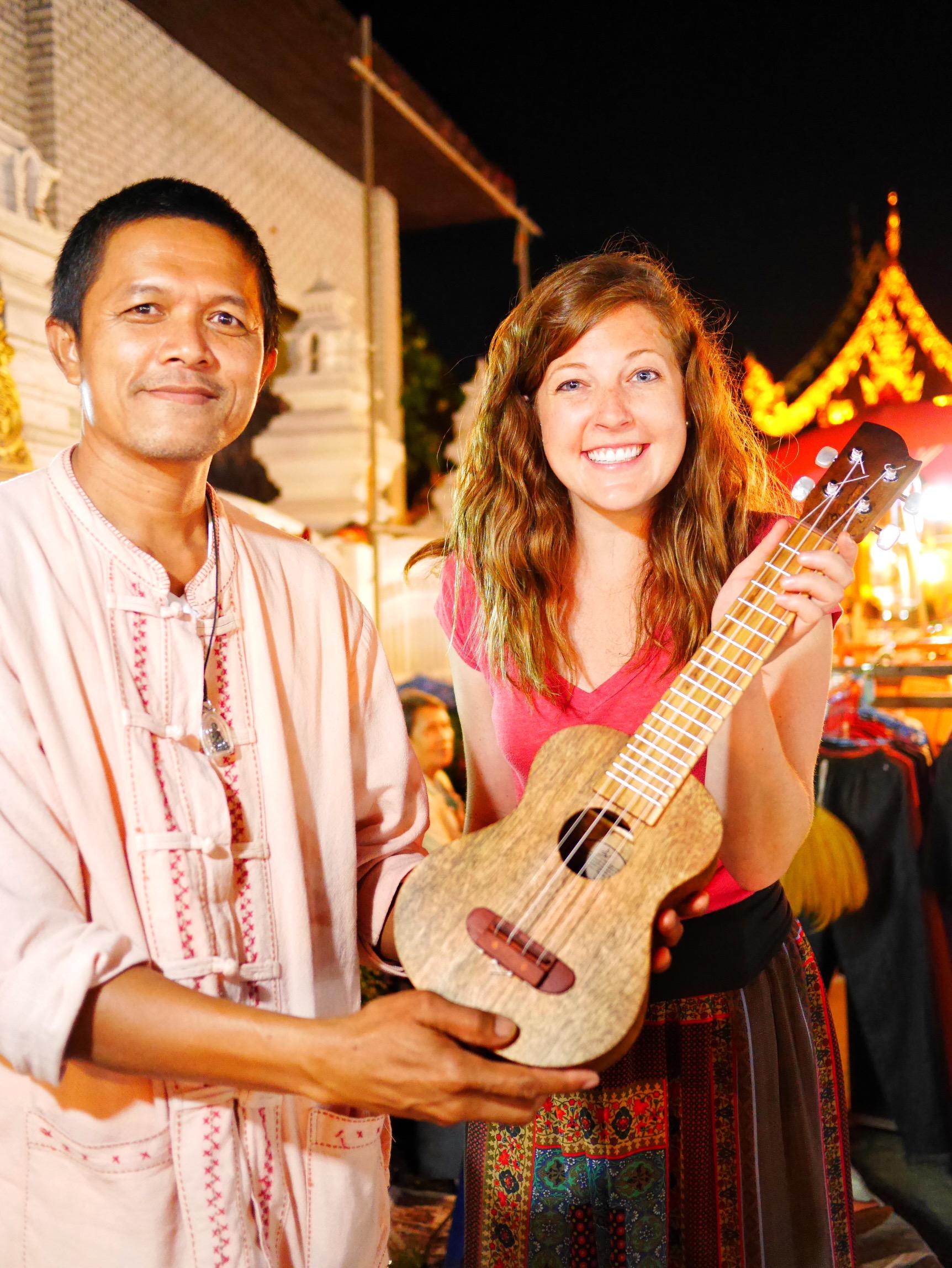 Noi Guitars Chiang Mai thesweetwanderlust.com