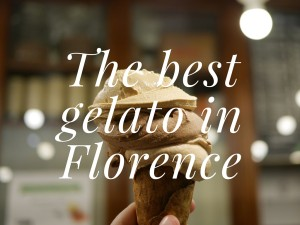the 5 best gelato shops in florence thesweetwanderlust.com