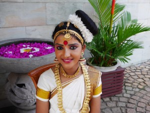 A 14-year-old girl from Kerala India thesweetwanderlust.com