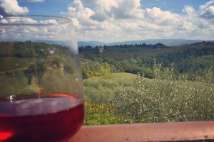 Podere Gualandi and what's really in your wine