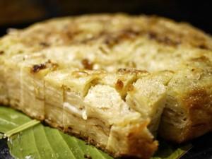 Chatti Pathiri Kerala dessert Vythiri Village Resort thesweetwanderlust.com