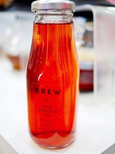 BREW by A.Muse Cold Brew Rose Moscato thesweetwanderlust.com