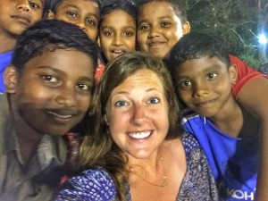 Soccer selfies in Wayanad Kerala thesweetwanderlust.com