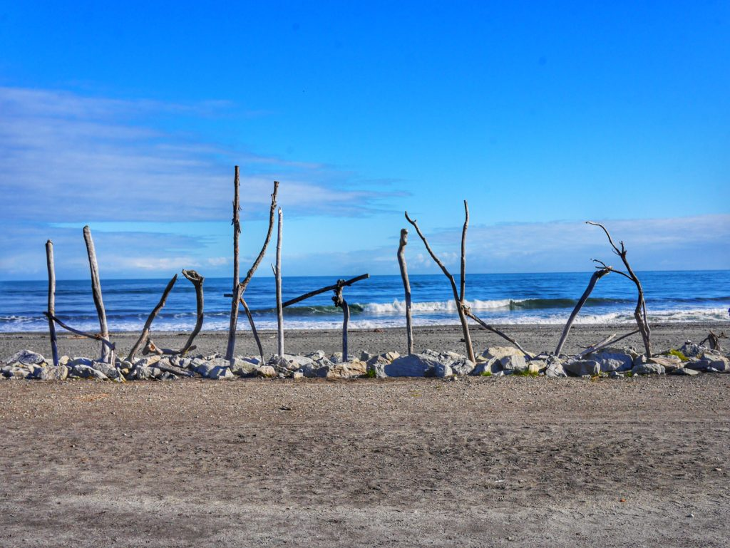 Hokitika New Zealand thesweetwanderlust.com