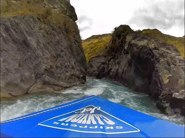 Skipper Canyon Jet thesweetwanderlust.com