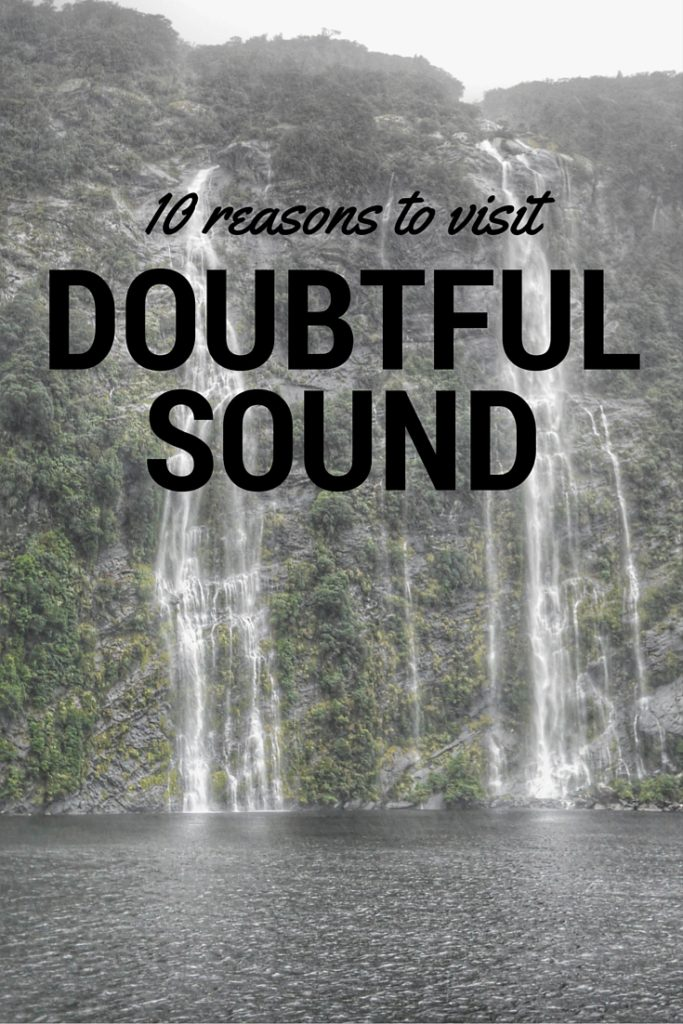 Visit Doubtful Sound with Real Journeys