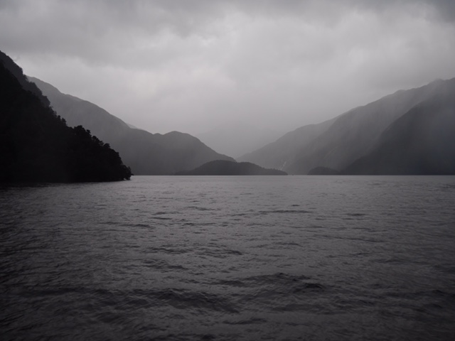 Doubtful Sound fiord lands New Zealand with Real Journeys