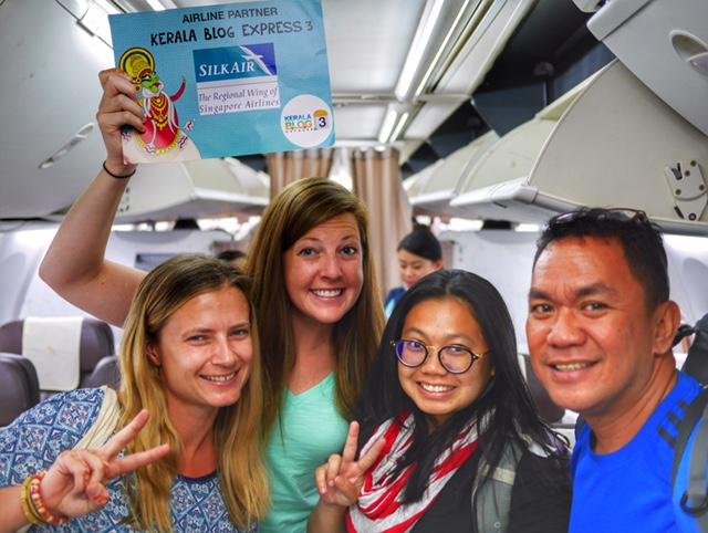 SilkAir- Kochi to Singapore