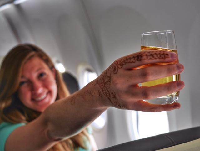 SilkAir business class AirbusA320