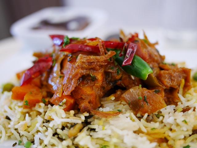 SilkAir business class AirbusA320 meal thesweetwanderlust.com