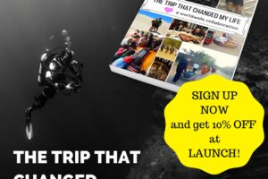 Book Announcement: The trip that changed my life