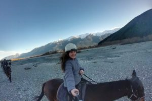 High Country Horses and the most beautiful ride