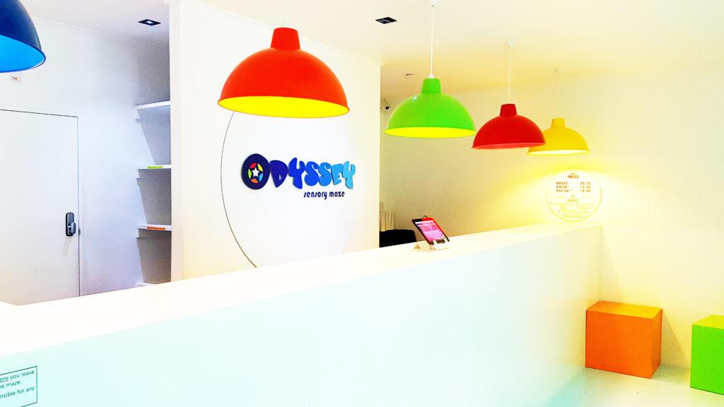 Odyssey Sensory Maze Queenstown