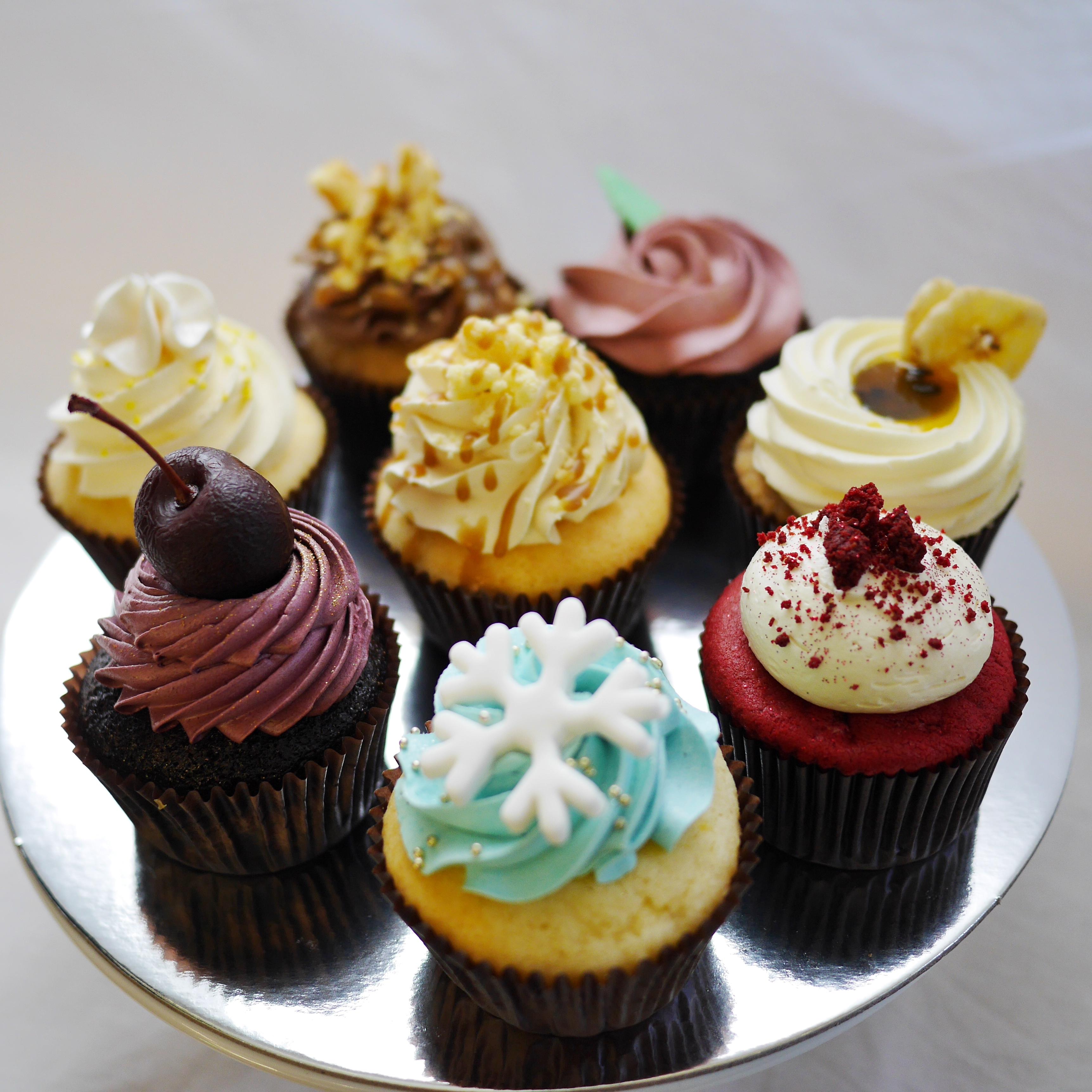 Cup & Cake Queenstown cupcakes thesweetwanderlust.com
